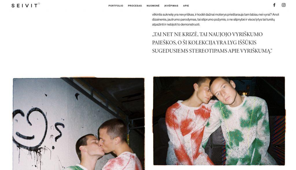 Seivit_WEB Portfolio